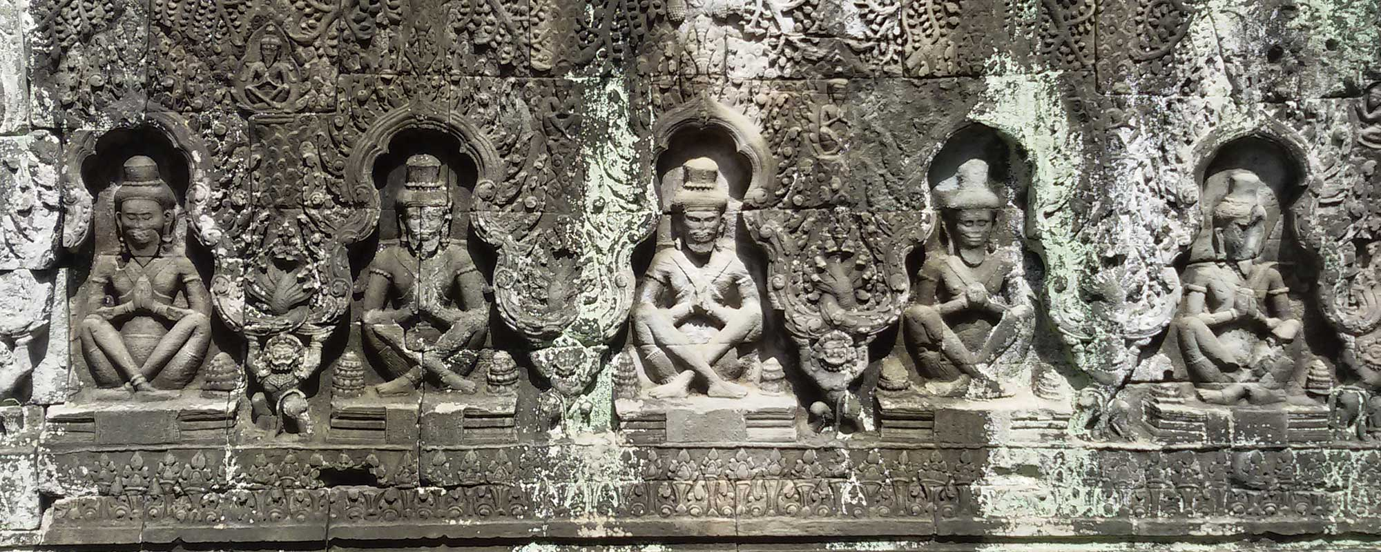 Learn Angkor history